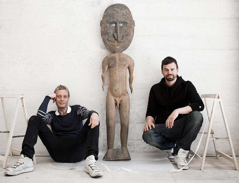 Michael Elmgreen and Ingar Dragset. © Emanuele Cremaschi