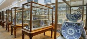 Refurbishment of the ceramics galleries phase 1, 2009