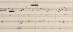 Orchestral Score for 'Nadia' by Georges Jacobi