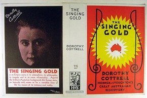Dorothy Cottrell, The singing gold, London