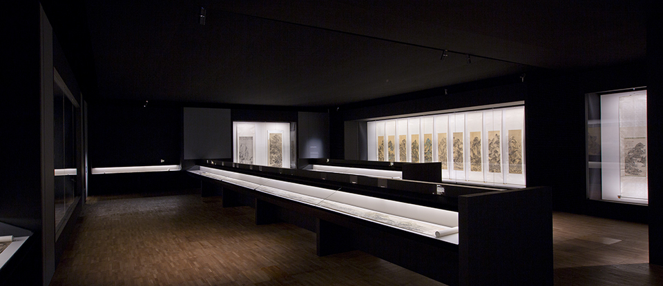 Closed Exhibition: Masterpieces of Chinese Painting
