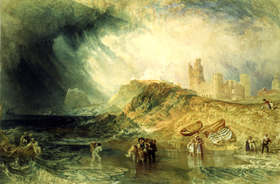 British Watercolours 1750-1900: J M W Turner and John Ruskin
