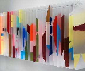 Jonathan Saunders + Jess Flood-Paddock, 'Life', 2012. © Matthew Hollow