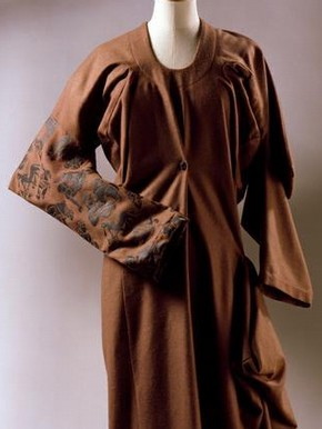 Buffalo dress, Vivienne Westwood, 1982. Museum no. T.269-1989