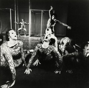 Ziggurat, Ballet Rambert, photograph by Anthony Crickmay, about 1960