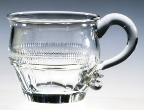 Custard cup, about 1840, Museum no. C.139-1996