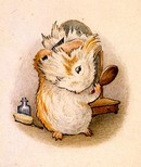 Beatrix Potter and Edward Lear