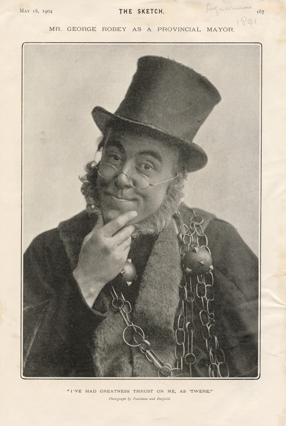 Music Hall Character Acts - Victoria and Albert Museum