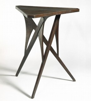 Table, Richard Riemerschmid, Germany, 1898-1899. Museum no. W.1-1990