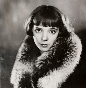 Jessie Matthews, Alhambra Theatre, London, 1917, black and white photograph