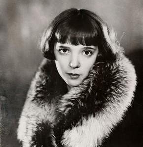 Jessie Matthews, Alhambra Theatre, London, 1917, black and white photograph