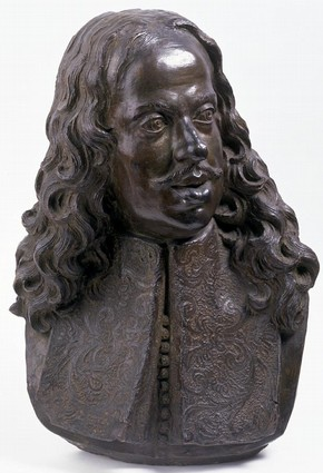 Model for a portrait bust of Cosimo III de' Medici, Giovanni Battista Foggini, Italy, about 1687. Museum no. 6818-1860