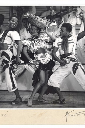 Scene from 'Calypso', by Headley Briggs, photographer Houston Rogers, London, 1948