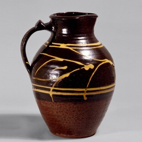Jug, Michael Cardew, about 1938. Museum no. Circ. 318-1938