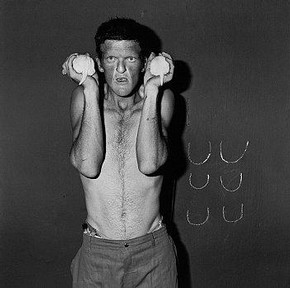 Image by Roger Ballen