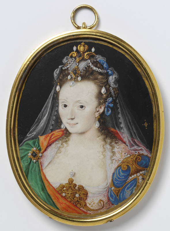 treasures of the royal courts portrait miniatures