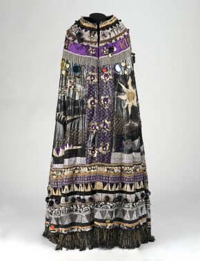 Theatre costume, Play Mas, Peter Minshall, 1974. Museum no. S.15-2008.  Victoria and Albert Museum, London