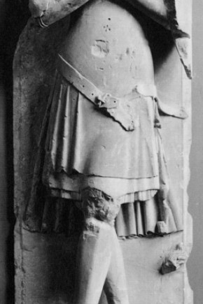Fig. 1. De Lucy effigy. Museum no. A 10-1912