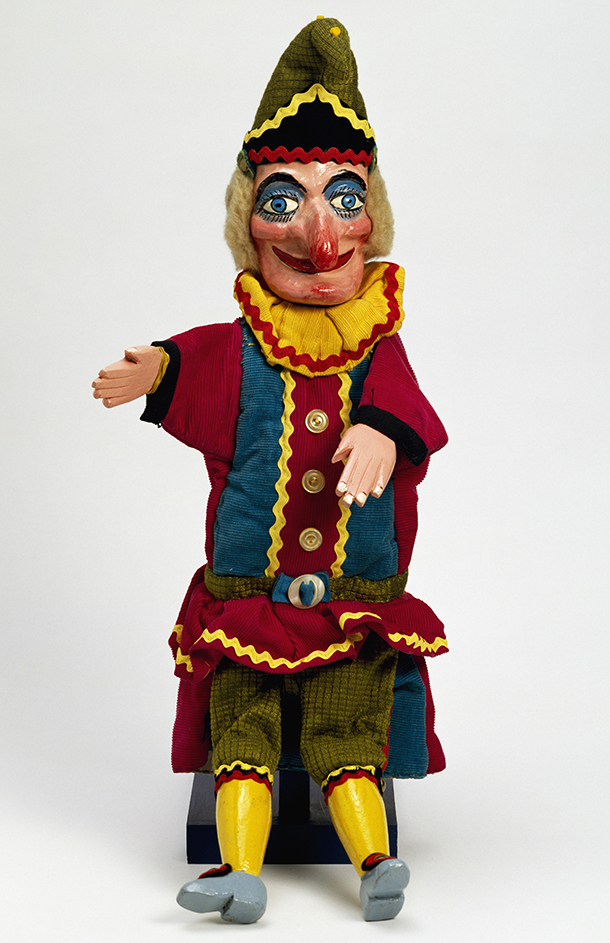 That's the Way to Do it! A History of Punch and Judy ...