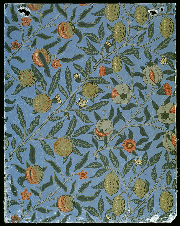 Wall Paper Patterns william morris & wallpaper design - victoria and albert museum