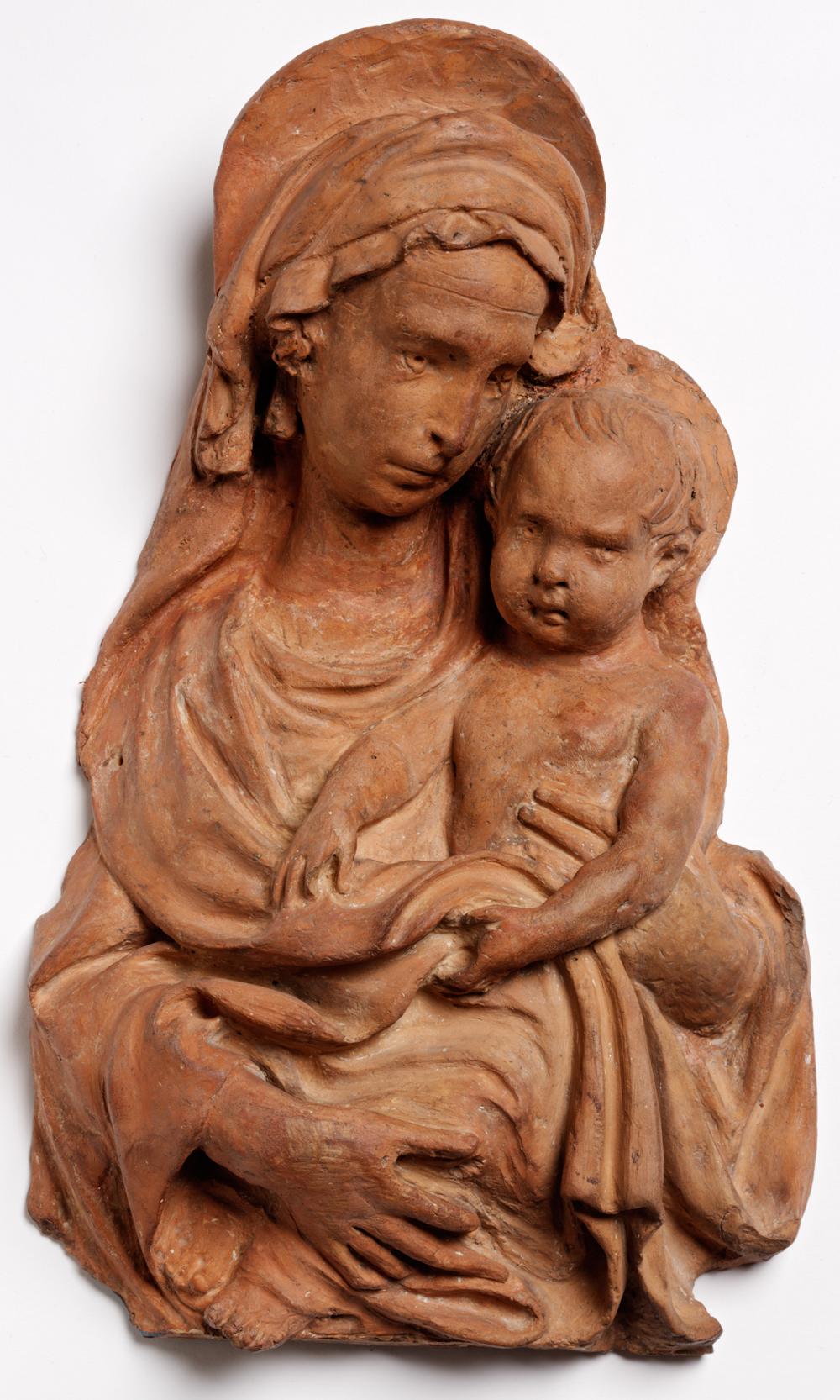 Italian Terracotta Sculpture - Victoria and Albert Museum
