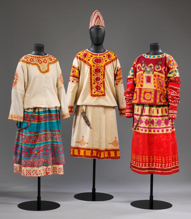 rite of spring original costumes