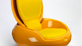 Garden Egg Chair by Peter Ghyczy, 1968
