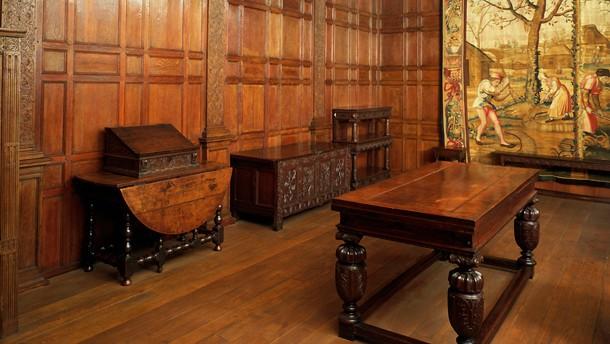 Room 58: Renaissance style