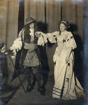The Pioneer Players, Kingsway Theatre, London, 1911