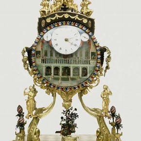 Carpenter clock, Museum No. M.1108-1926
