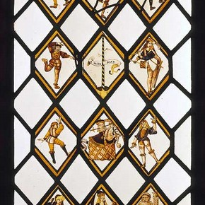 The Betley Window, 1550-1621, Museum no. C.248-1976