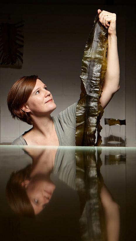 Julia Lohmann, 2011. © Petr Krejčí