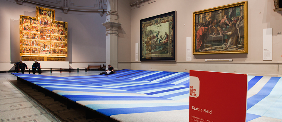 The London Design Festival at the V&A