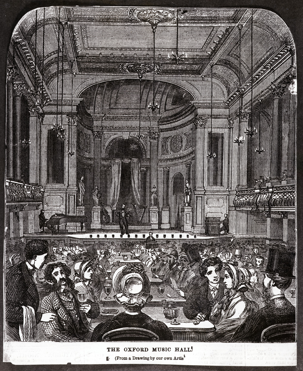The Story of Music Hall - Victoria and Albert Museum