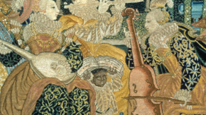 Africans in Medieval & Renaissance Art: Servant and Attendant