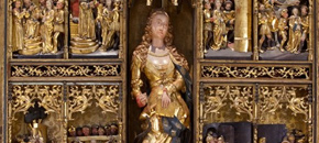 The St Margaret altarpiece