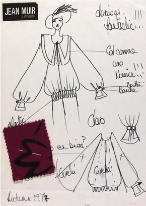 Design, Jean Muir, 1977. Museum no. E.140-1978