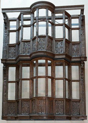 Sir Paul Pindar's House, unknown architect, 1600. Museum no. 846 to M-1890