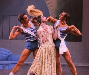 Les Biches, Royal Ballet, 1964