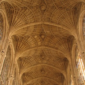 King's College Chapel, Cambridge, 1446–1531. Photograph by Br Lawrence Lew, O.P.