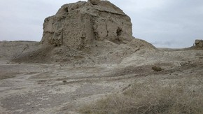 General view of Mingoi, Victoria Swift, 2008. Photo 1125/16(56), © International Dunhuang Project