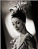 Margot Fonteyn in La Peri, 1956