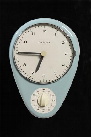 Kitchen Clock, Max Bill, 1953. Museum No. M.224-2007