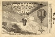 The Vauxhall Balloon, 29th July 1837