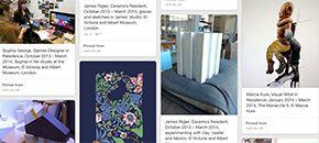 Museum Residency Programme Pinterest Board