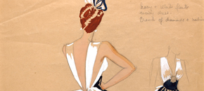 Fashion Drawing and Illustration in the 20th Century