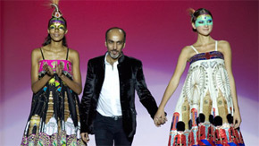 Fashion in Motion: Manish Arora