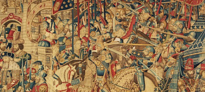The War of Troy Tapestry