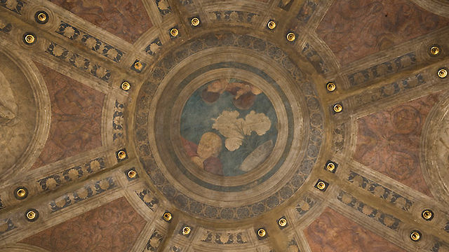 Video: Conservation & Installation of the Cremona Ceiling