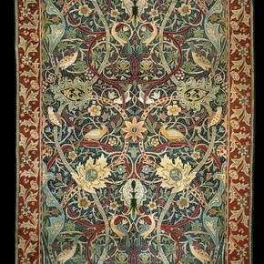 Bullerswood carpet, Museum no. T.31-1923